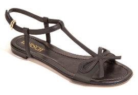Horsch Exclusiv Sandalette Nappaleder Fesselriemen Übergröße 752-14