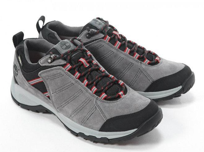 Timberland Trekking-Schuh in Übergrößen 041-16 Wildleder Textil-Obermaterial wasserdicht