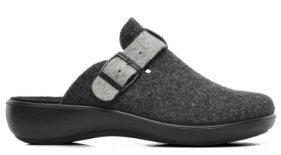 Romika Haussschuhe Damen Pantoffeln Ibiza Home 301 aus Wollfilz 441-25