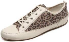 Animal Print Schuhe Semler G-Weite Sneaker Untergröße 889-15