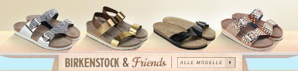 Birkenstock & Friends