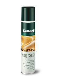Collonil Vario Spray imprägniert, pflegt, frischt Farben auf