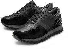 Gabor Sneaker Veloursleder Übergröße 585-25