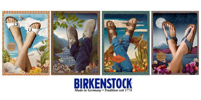 Klassiker Birkenstock