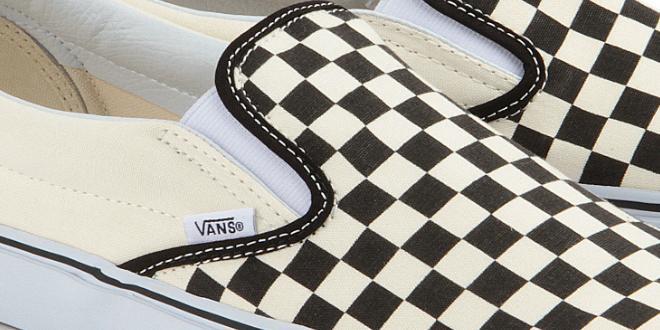 Vans – Sneaker in Übergrößen