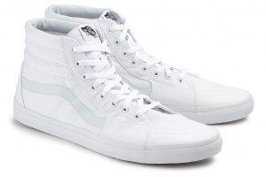 Vans Hi-Top-Skateschuh Übergröße weiß 373-26
