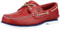 Timberland Bootsschuhe rot Übergröße 270-15