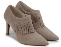 Bariello Ankle-Boots Wildleder-Qualität Fransen Untergröße 668-16