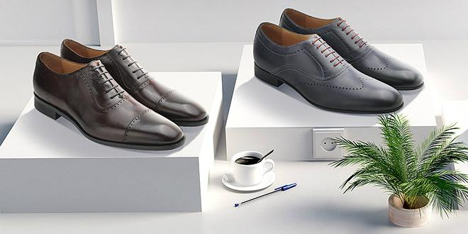 Business Schuhe