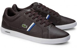 Lacoste Sneaker farbige Eyecatcher-Streifen Übergröße 082-26