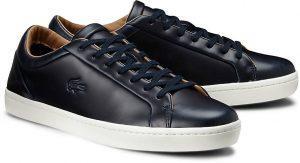 Lacoste Sneaker metallisch glänzender Schimmer Übergröße 093-26