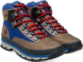 Timberland Hiking-Boots Jacquard-Stoff Übergröße 118-26