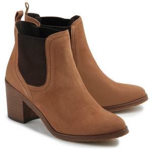 Bariello Stiefelette Chelsea-Boots mit sportiver Eleganz Untergröße 596-26