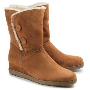 Gabor Stiefel Boots Lammfellfutter Übergröße 627-26
