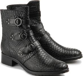 Rossaro Biker Boots Rock-Style Übergröße 410-26