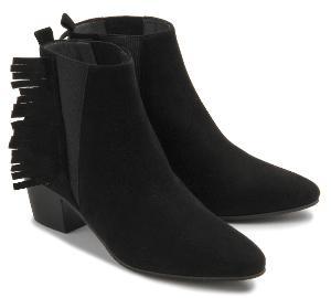 Rossaro Stiefelette Boots im Country-Flair Übergröße 407-26