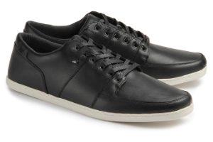 finest selection 8fb78 42bff boxfresh-sneaker-streetwear-look-leder-schwarz-uebergroesse ...
