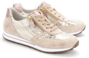 best service ba5bf d4fda Gabor Damen-Sneaker G-Weite Rose Gold Uebergroesse 3073-17 ...