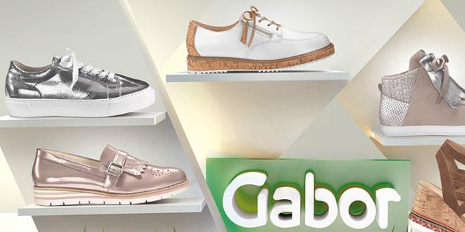 Die Frühjahrskollektion von Gabor - Horsch-Schuhe Magazin 09cb60c222