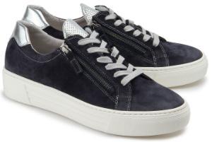 Gabor Sneaker G-Weite Dunkelblau Uebergroesse 3054-17