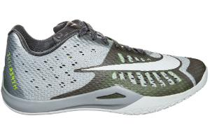 Nike HyperLive Basketballschuh Low Top-Design Flywire-Fasern Uebergroesse