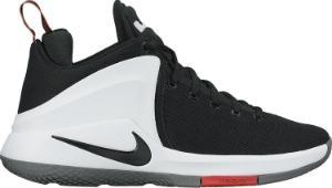 Nike Zoom Air Witness Basketballschuh Zoom Air-Elemente im Vorfußbereich Uebergroesse