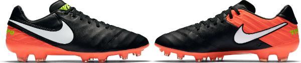 Nike Tiempo Legacy 2 geformter Ferseneinsatz aus Schaumstoff Uebergroesse