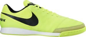 Nike Tiempo Genio 2 Herren-Fussballschuh fuer die Halle Gelb Uebergroesse