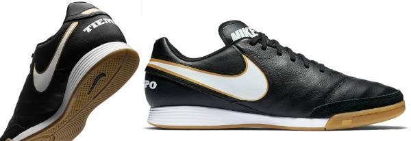 Nike Tiempo Genio Leather 2 Herren-Fussballschuh fuer normalen Rasen Uebergroesse
