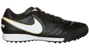 Nike Tiempo Genio Leistungsschuh atmungsaktiv Kunstrasenstollen Uebergroesse