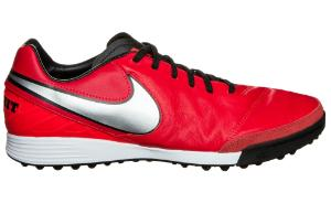 Nike Tiempo Mystic V TF modernes Strahlendesign Turf-Ground Multinocken Uebergroesse