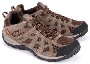 Columbia Sportswear Company Trekking Schuhe Uebergroesse Luftzirkulation Bodenhaftung