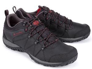 Columbia Sportswear Company Trekking Schuhe Uebergroesse wasserdicht Bodenhaftung