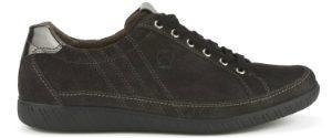 Sneaker in Groesse 45 G-Weite Grau