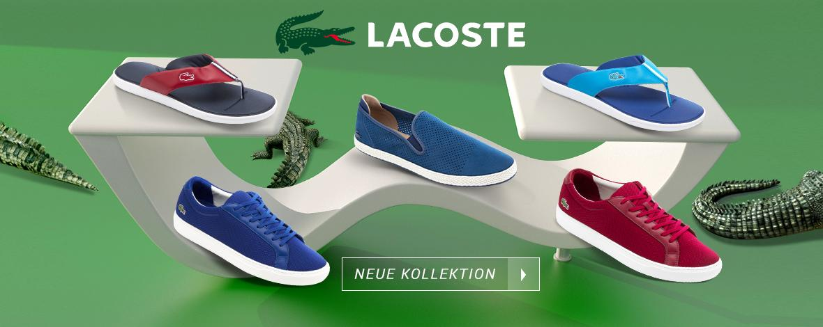 lacoste schuhe f r herren im sommer horsch schuhe magazin. Black Bedroom Furniture Sets. Home Design Ideas