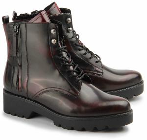 Gabor Boots in Uebergroessen Rot