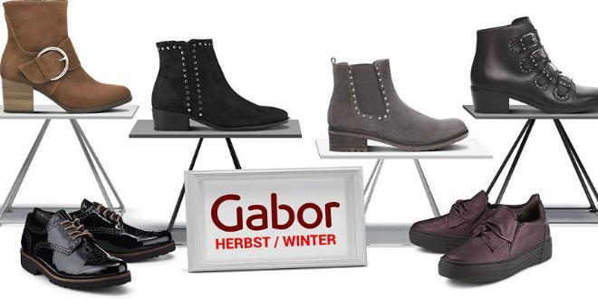 Gabor Schuhe für den Herbst - Horsch-Schuhe Magazin 1621e37d2c