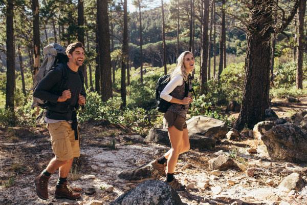 Der Zweck entscheidet ueber die richtigen Trekkingschuhe in Uebergroesse