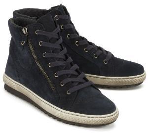 Gabor Sneaker in Uebergroessen Farbe Dunkelblau