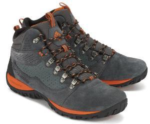 Trekkingschuhe in Uebergroesse von Columbia Sportswear mittelhoch