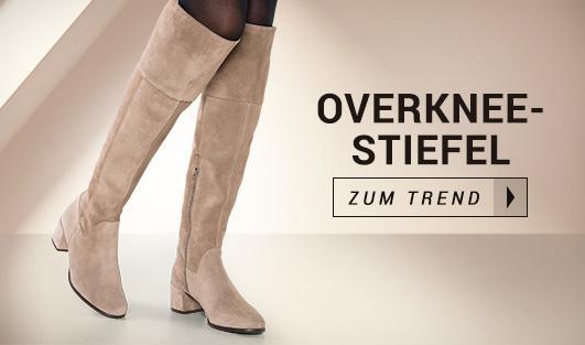 Overknee-Stiefel in Uebergroessen bei HORSCH