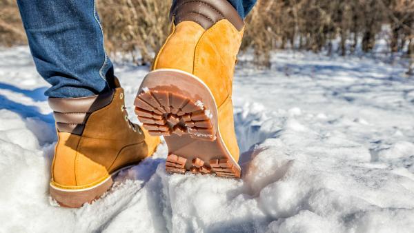 Winterschuhe für Herren in Übergröße