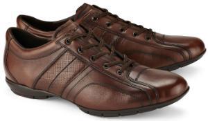 Lloyd Sneaker extraleicht in Untergroessen Braun