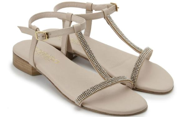 Sandale in Übergrößen: