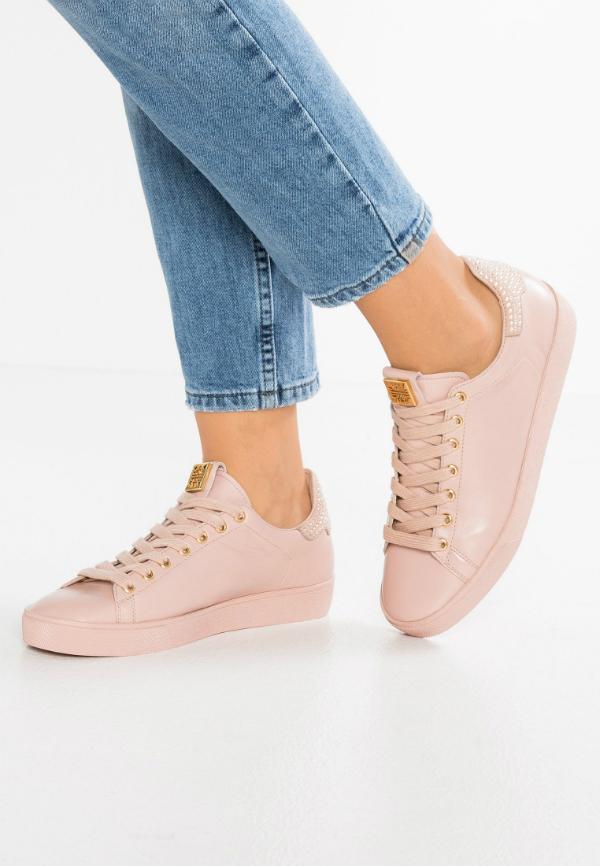 Hoegl Sneaker in Uebergroessen Rose Nude