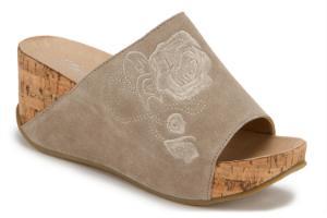 Schuhe mit Blumenmuster Horsch Schuhe Magazin