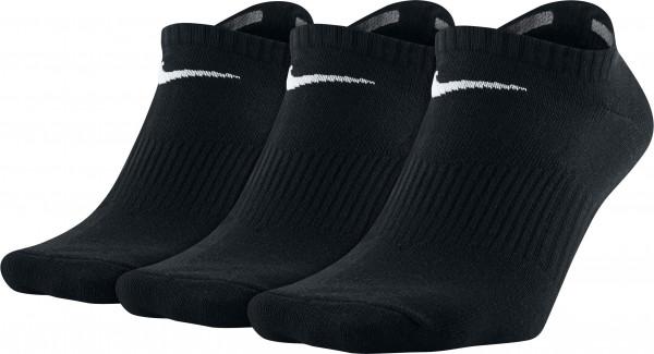 Nike-Socken 3er Pack Schwarz: 330-16