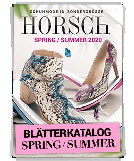 Horsch Katalog Frühling 2020