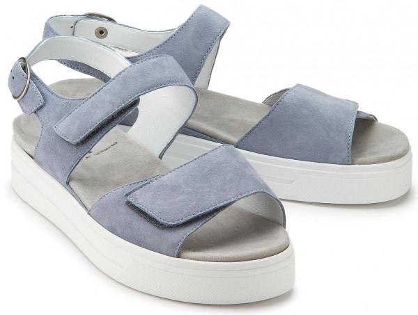 Semler Sandale in Übergrößen: 4069-10