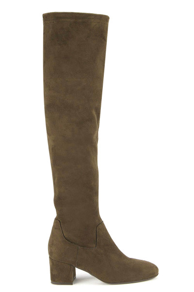 Overknee-Stiefel in Übergrößen: 2959-21